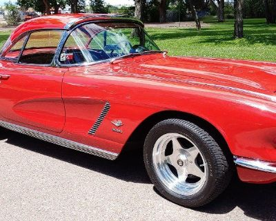 1962 Corvette Coupe 2 Door Removable Hardtop Only