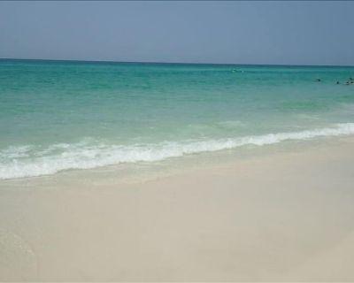 Maravilla 1BR Beach Condo, Partial Gulf View, 2 Pools, Private Beach & more! - Miramar Beach