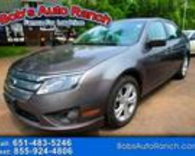 2012 Ford Fusion Gray, 219K miles