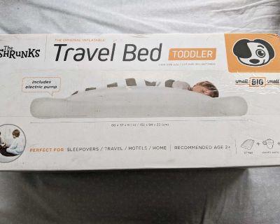 Toddler Travel Bed Brand New