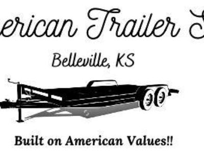 We currently have 100+ Trailers IN STOCK!!!!!