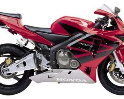 2003 Honda CBR 600RR Sport Asheville, NC