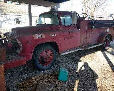 1955 Chevrolet 1 Ton Dually