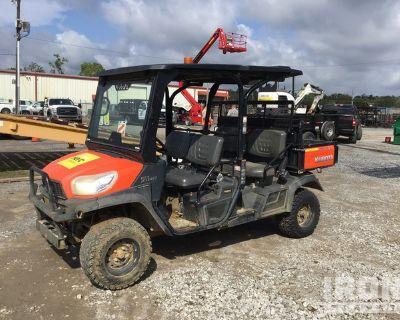 2017 (unverified) Kubota RTV-X1140 Utility Vehicle
