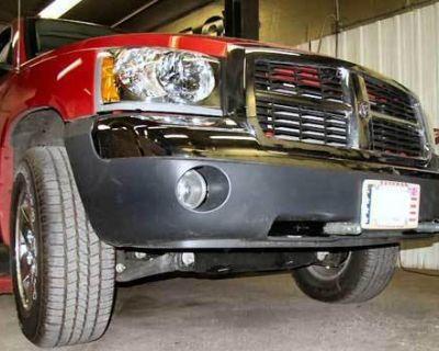 Blue Ox Bx1971 Base Plate For Dodge Dakota 05-07