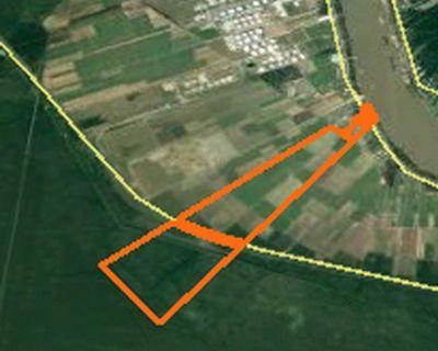 Zeringue/St.Emma - 1,654 Acres Miss River Industrial Site For Sale