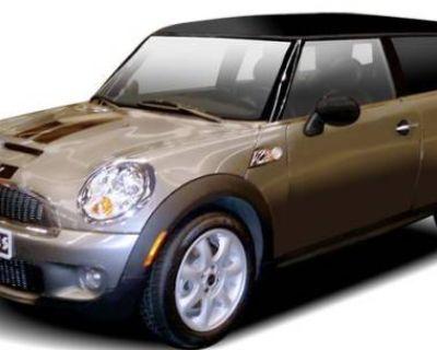 2009 MINI Clubman Cooper S