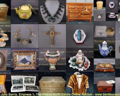 Auction-Jose Julio Sarria, Empress 1, The Widow Norton Estate-Online