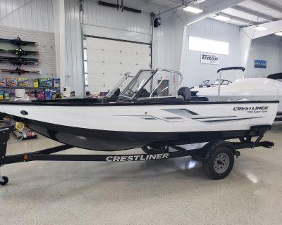 2021 Crestliner 1750 Super Hawk Aluminum Fish Boats Kaukauna, WI