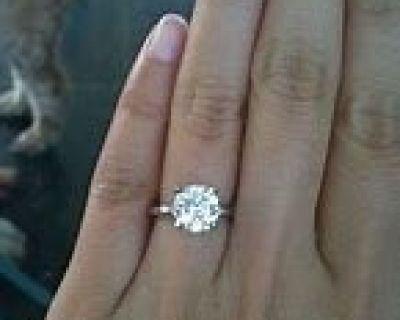 2karat engagement ring
