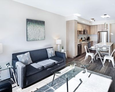 Luxury 1BR   Fully Furnished   Upscale Amenities w Balcony   Crystal City   by GLS - Crystal City