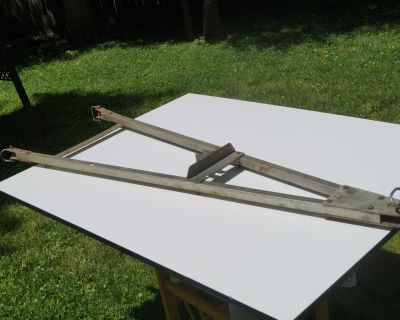 Tow Bar for Small Yard Tractor or Riding Mower