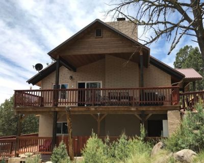 Pinot Peak: 'whispers Luxury' With Game Room Including Shuffle Board Table - Ruidoso