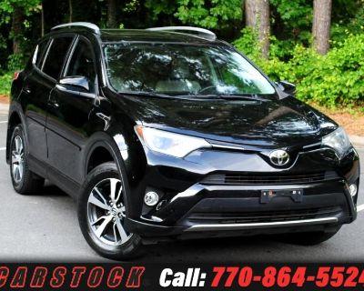 Used 2017 Toyota RAV4 XLE AWD w/ Safety+