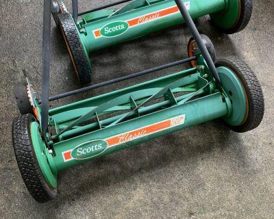 FS Scotts Push Mower (2)