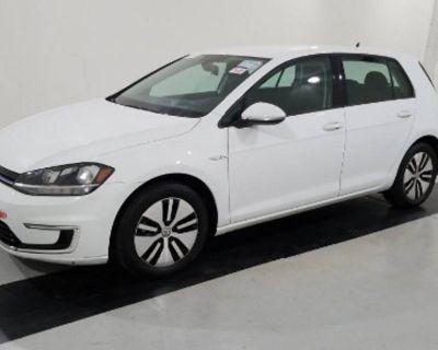 2017 Volkswagen e-Golf SE