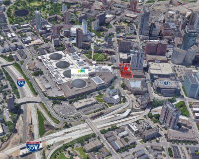 Minneapolis CBD Development Site