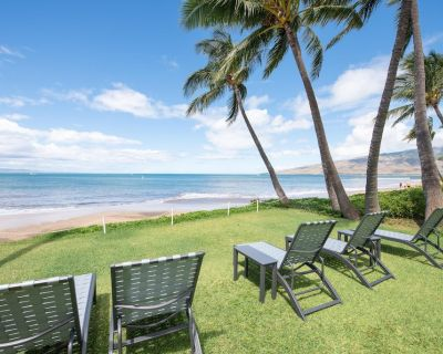 Oceanfront on Sugar Beach - Kihei