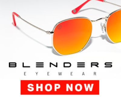 Black Friday / Cyber Monday 50% off Blenders Eyewear and 30% off Snow Goggles