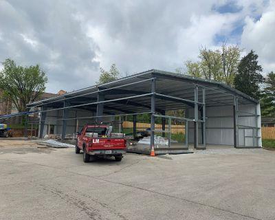 New-construction contractor shop/industrial flex space