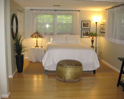 Beautiful. Spacious. Quiet. 3 miles from Dulles Airport. - Sterling