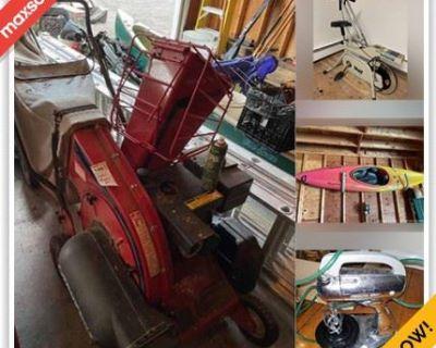 Canton Estate Sale Online Auction - Washington Street