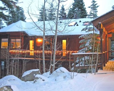 Large Tahoe Fun Family Home with a Gameroom, Hot Tub, Dog Friendly, Quiet Area - Kingswood Estates