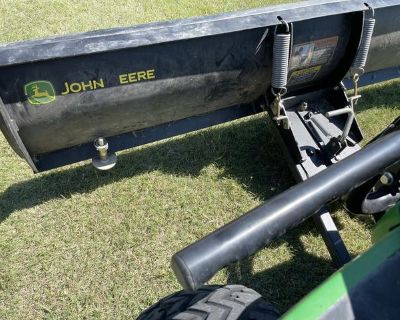 JOHN DEERE GATOR 4x4 HPX