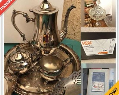 Temple City Downsizing Online Auction - Freer Street
