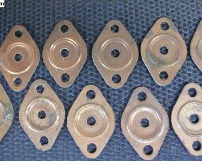 Intake manifold heat riser gasket 10pcs