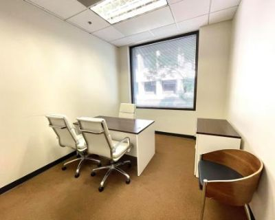 Private Window Office for 2 in North San Jose, San Jose, CA