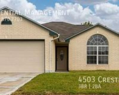 4503 Crested Butte Dr, Killeen, TX 76542 3 Bedroom House