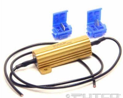 Putco Lighting 230004a Led Light Bulb Load Resistor Kit