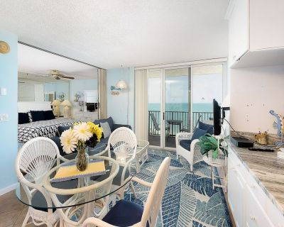 Beautiful Direct Gulf Front Condo Fort Myers Beach - South Island