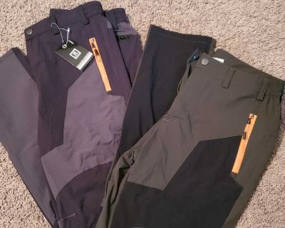 Brand new with tags mens hiking pants.