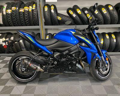 2020 Suzuki GSX-S1000 Sport Van Nuys, CA