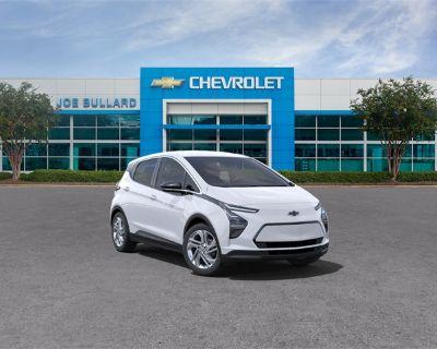New 2022 Chevrolet Bolt EV 1LT With Navigation