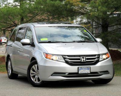 Used 2014 Honda Odyssey EX-L LEATHER 8 SEATING BACKUP CAMERA