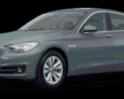2016 BMW 5 Series 535i Gran Turismo RWD