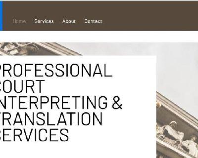 PROFESSIONAL COURT INTERPRETATION & TRANSLATION SERVICES