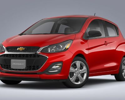 New 2021 Chevrolet Spark LS Automatic Front Wheel Drive Car