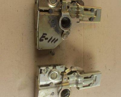 vanagon sliding door lock mechanisms O-b1