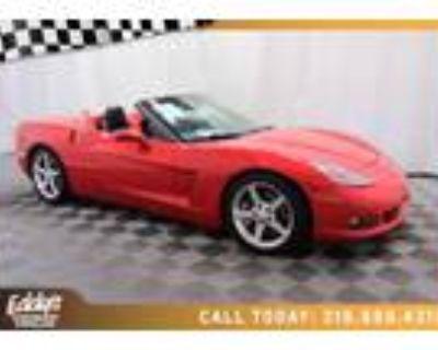 2005 Chevrolet Corvette Red, 18K miles