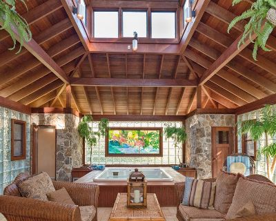 PRIVATE RETREAT WITH EXOTIC SPA IN THE CITY-NOT ANOTHER LIKE IT IN ATLANTA! - DeKalb County