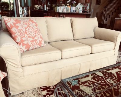 Ethan Allen 2 sofas