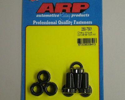 "Arp 230-7301 Torque Converter Bolts Turbo 350 400 Pg 3/8"" Oe Converter"