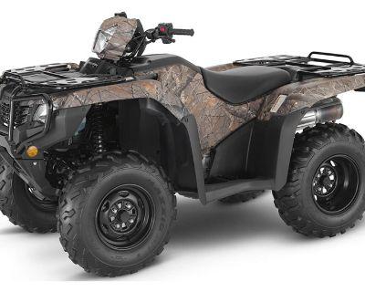 2022 Honda FourTrax Foreman 4x4 ATV Utility Leland, MS