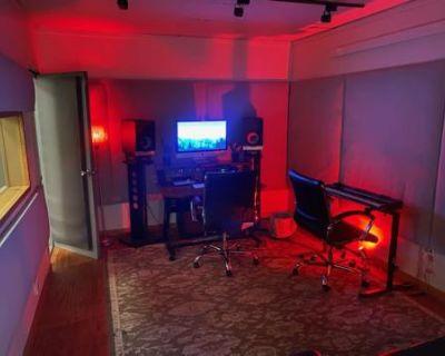 Recording Studio in DTLA, Los ANgeles, CA