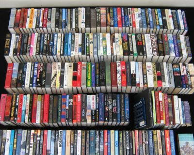Book Collection: 540 Books