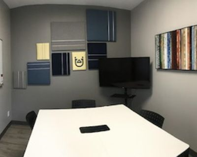 Private Meeting Room for 1 at Collab ro
